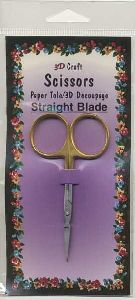 Comfortable Craft Scissor - Straight Blade