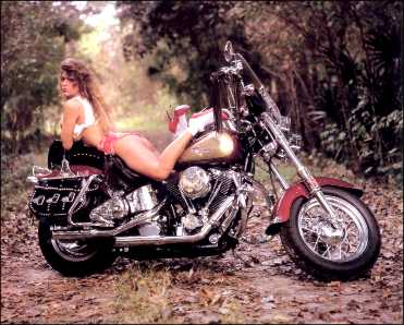 hot motorcycle girlsclass=hotbabes
