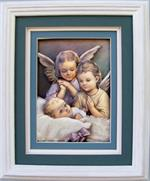 Angels & Baby Paper Tole 3D Kit size 5x7 59802